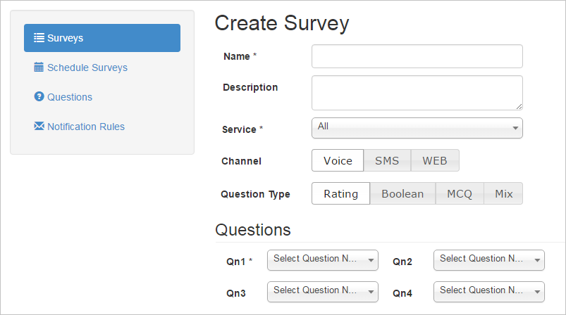 Post Collaboration Survey for Cisco Call Center UCCX / UCCE / PCCE