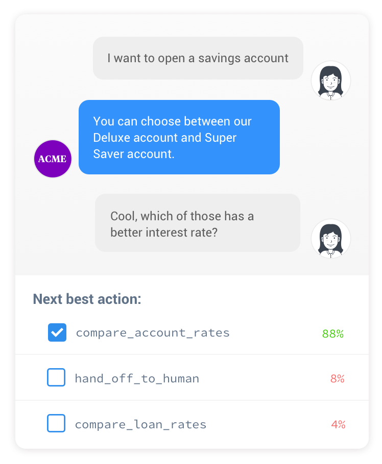 Chatbot / Artificial Intelligence for Cisco Call Center UCCX