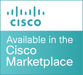 Available on the Cisco Marketplace.